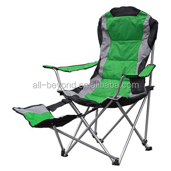 outdoor folding camping chair with footrest rbc 5404. Black Bedroom Furniture Sets. Home Design Ideas