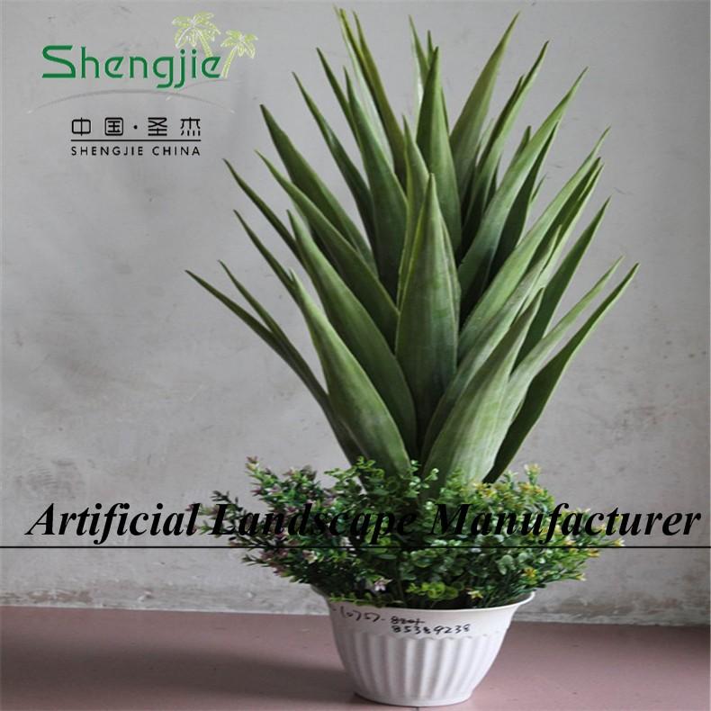 Artificielle dracaena feuillage ornemental plantes d for Plantes en plastique exterieur