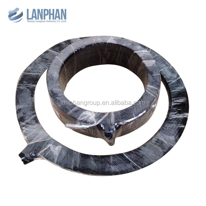 2016 best oil resistant flange rubber gasket for paper making
