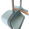 New style windproof and can be rotated clean broom and dustpan set