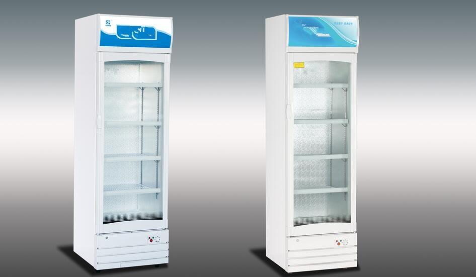Glastür Pepsi Kühlschrank Aufrecht Cola Kühlschrank Für Verkauf ...