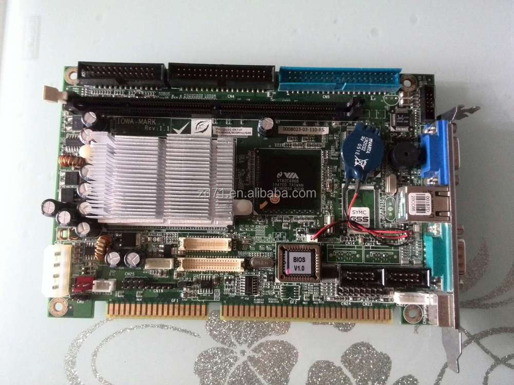 in Stock Now) Iowa-mark-533-128mb-r11 Industrial Motherboard Iowa ...