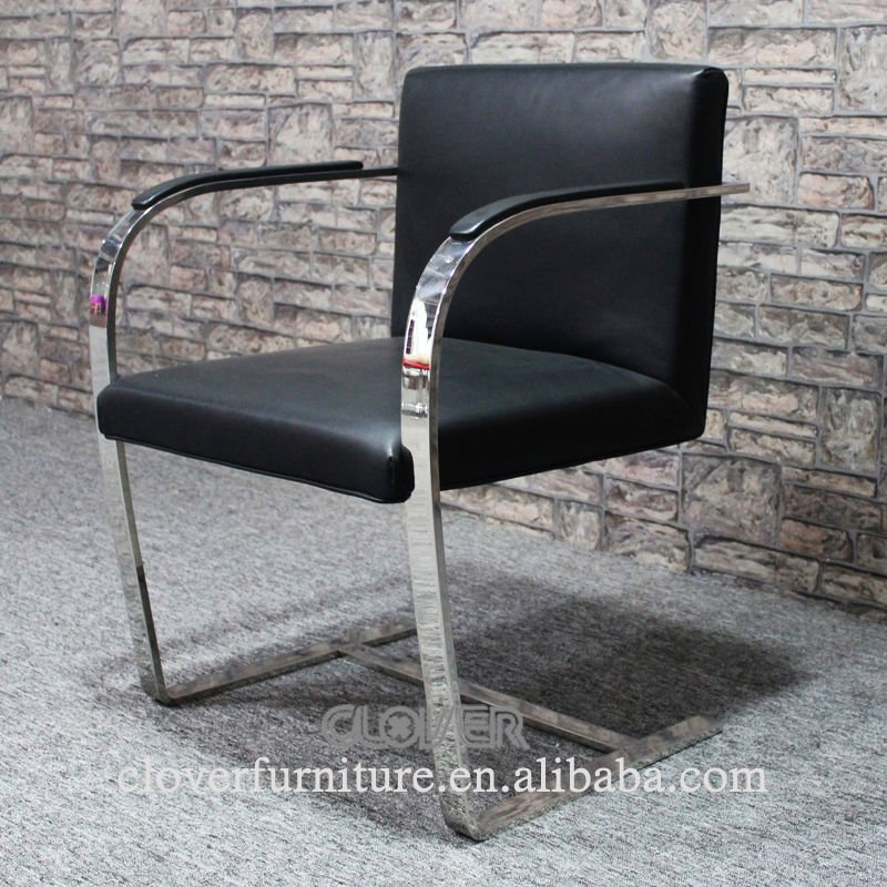 Replica Mies Van Der Rohe Brno Chair Flat Product On Alibaba