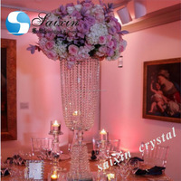 Bling crystal centerpiece wedding event decoration supplies ZT-209