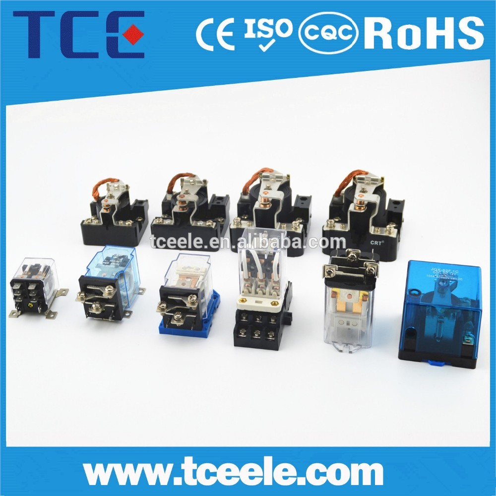China Big Power Relay Manufacturers And Way Motorcycle Wiring Harness Terminal Connector Yueqing Minyang Suppliers On