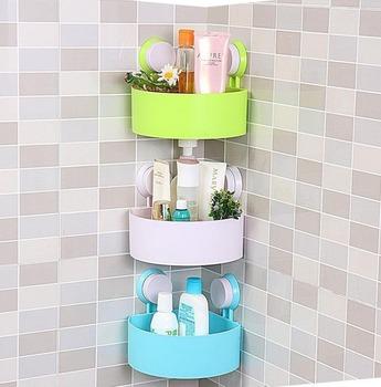 Badezimmer Kuche Lagerung Organisieren Regal Rack Dreieck Dusche