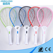 High quality electric mosquito swatter/mosquito bat /rechargeable bug zapper light bulb