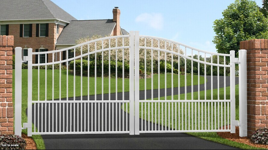 Modern steel gates design villa steel gate design buy - Sliding main gate design for home ...