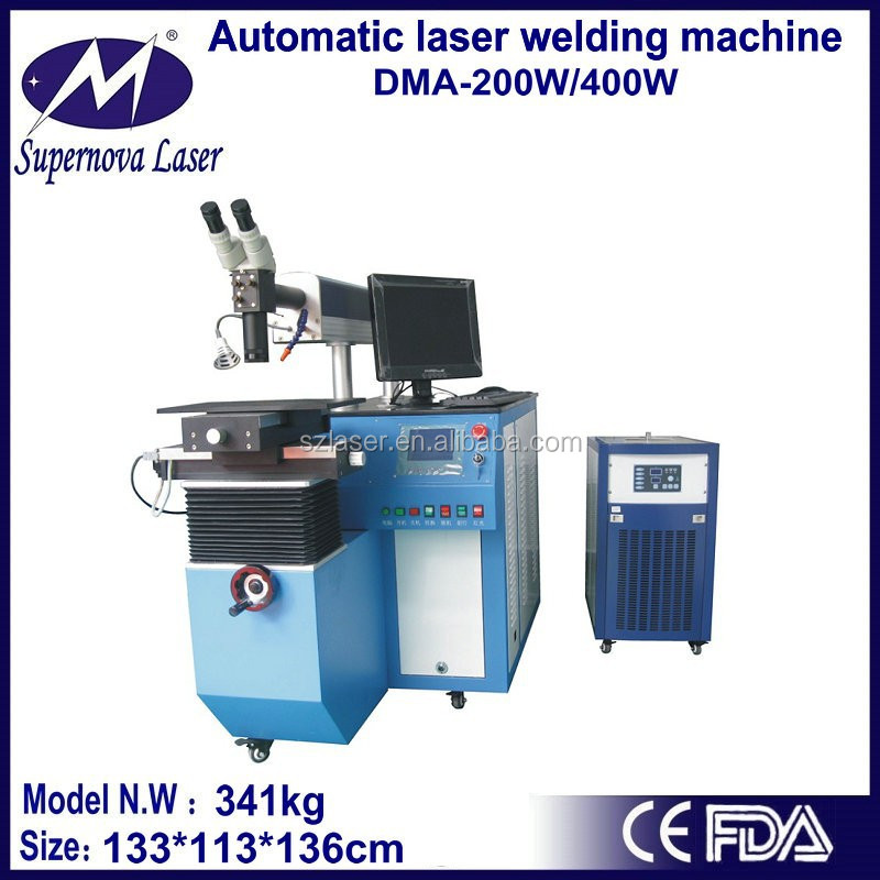 Laser Welding Machine for Sale 200W for Advertising Metal Letters Iron Steel Alloy