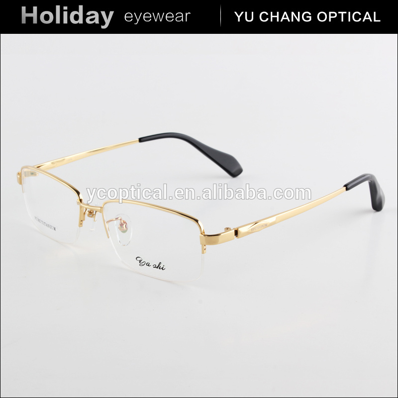 custom made New model hot selling silhouette titanium eyeglass frames