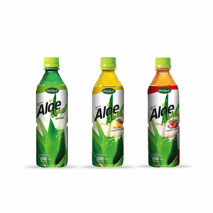 Modern Design Fashion Canned Tasty Original Aloe Vera Drink With Pulp Wholesale