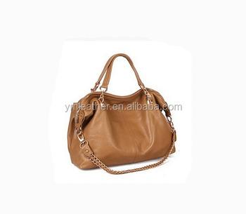 Genuine Leather Soft Las Tote