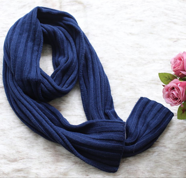 Fashion Unisex Winter Wear Warm Thick Knitted Scarf
