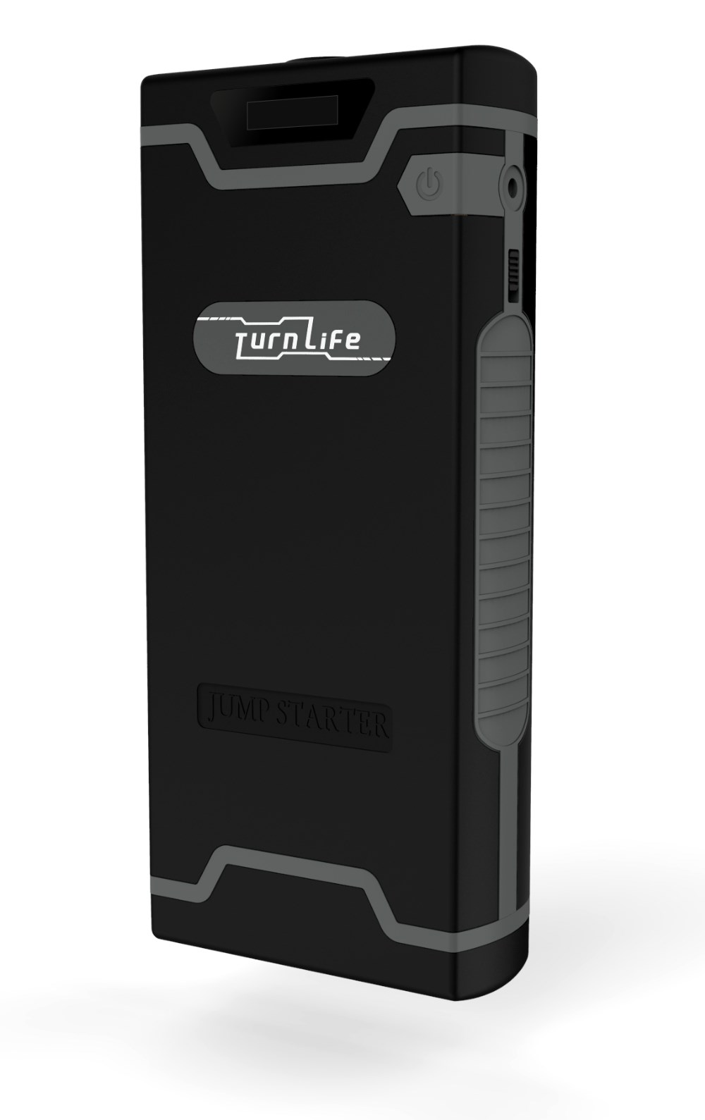Newest Turnlife 13500mah mini portable rechargeable multi function DC 12V car jump starter and car emergency battery