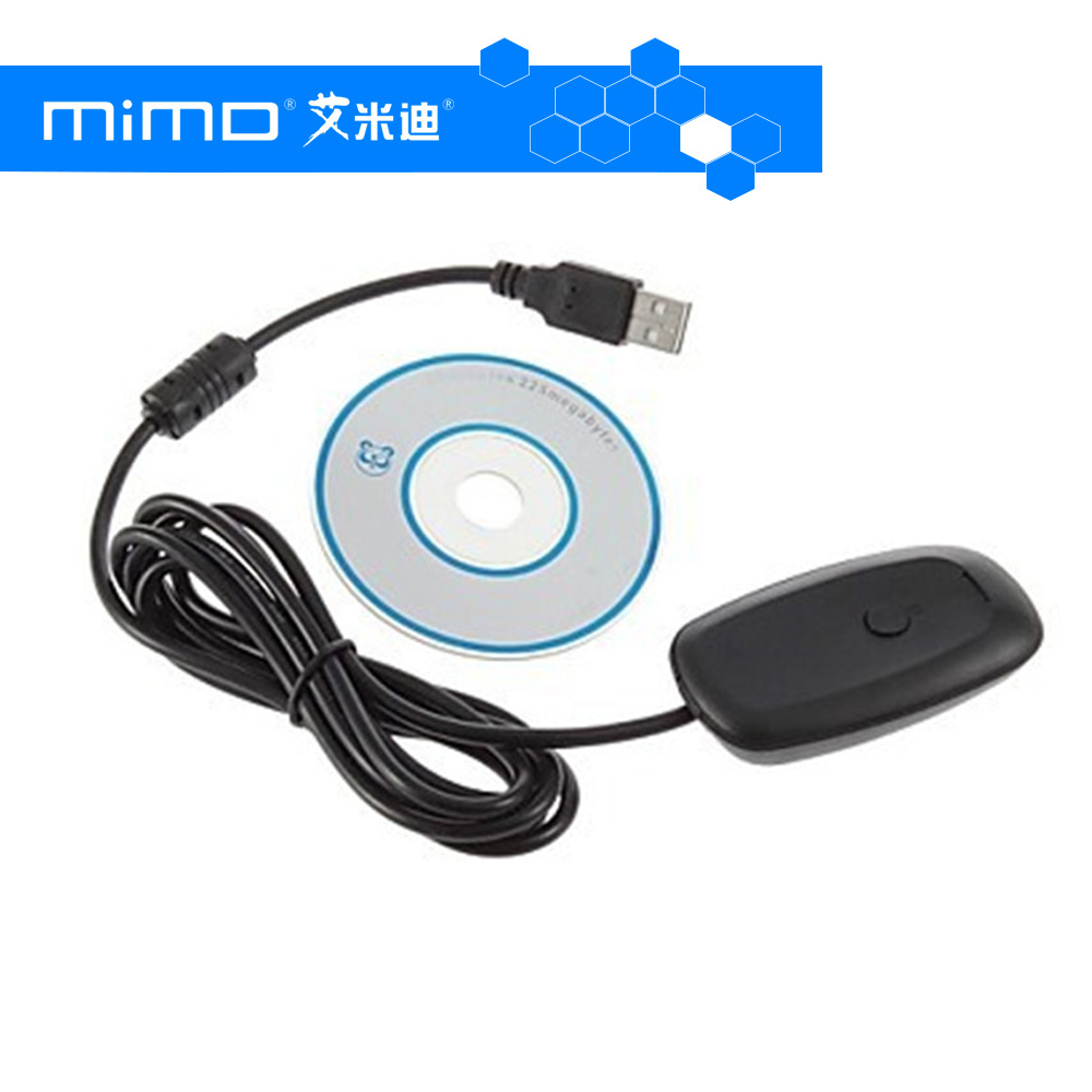New High Quality For Xbox 360 PC Wireless Gaming Receiver