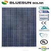 25years warranty Bluesun polycrystalline silicon 250w the lowest price solar panel