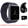 Original GT08 Smart Watch Sync Notifier Support Sim TF Card Bluetooth Clock Connectivity Android Phone Smartwatch