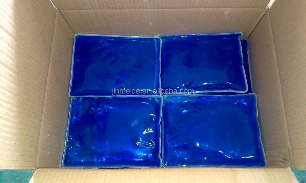 food shipping cold gel packs reusable ice pack frozen gel pack bag - Reusable Ice Packs
