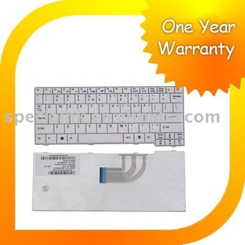 Laptop Keyboard For Acer Aspire One 8.9