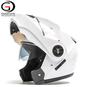 China Cheap Bluetooth Flip Up Helmets Full Face Motorbike Motocross Helmet