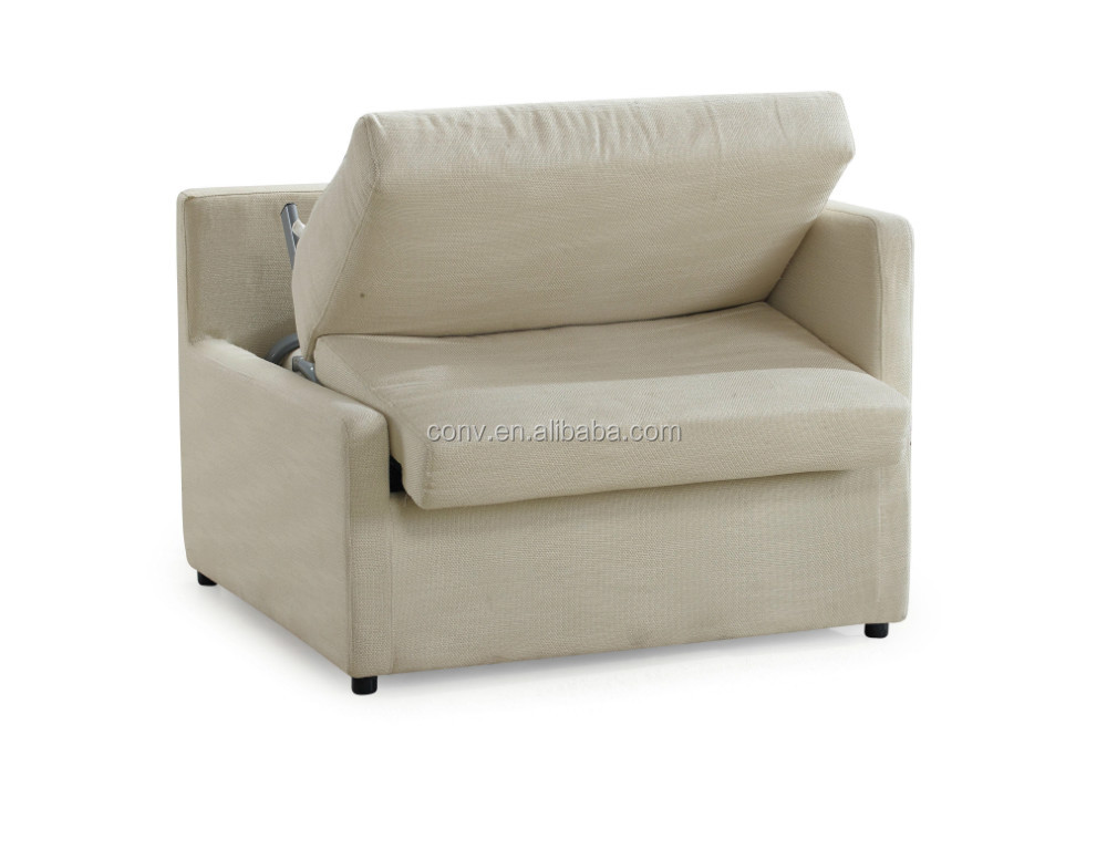 High Quality Modern Single Sofa Bed For Hotel Use