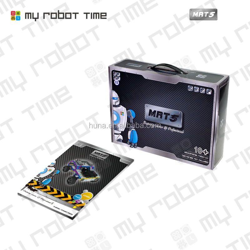 MRT 5-2 Popular programmable robotic kits arduino program kit