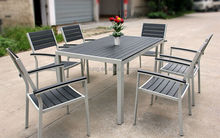 ZT-1270CT Quality Recycled wood furniture use for garden