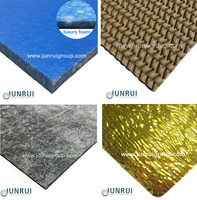 professional high quality carpet & flooring soundproof underlayment