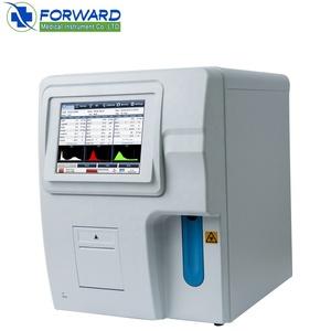 2019 New cheaper price hematology analyzer than mindray/sysmex hematology  machine but full open reagent