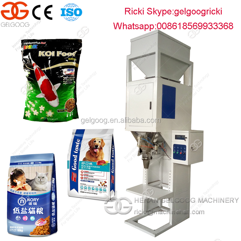 Advanced Design Automatic Floating Fish Food Packing Machine for Sale