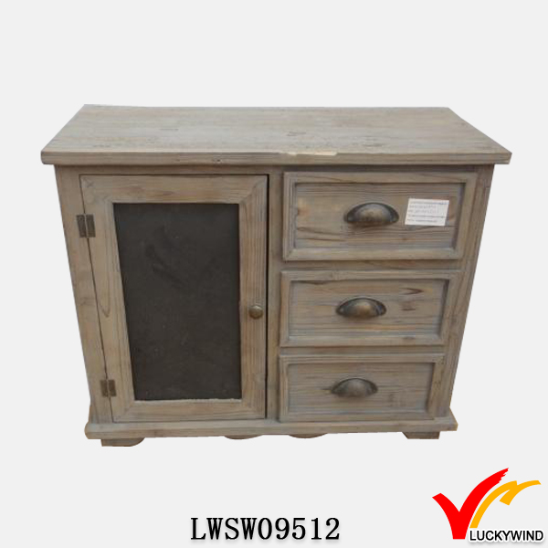 small door wooden french art decorate furniture