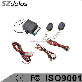 Shenzhen DALOS Car Paralyzer with 433.92MHz, genius Car Paralyzer, high quality Car Paralyzer