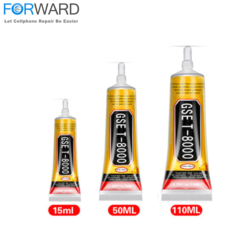 FORWARD Good 15ml MultiPurpose Industrial <strong>Adhesive</strong> T-8000 For Cellphone Screen Repair