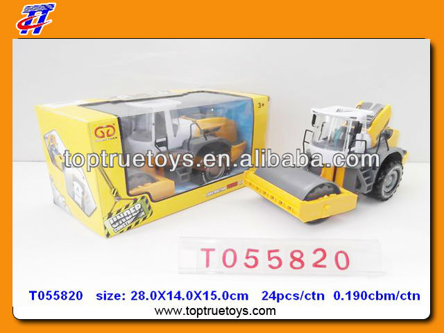 2013 Hot Sale plastic toy truck, construction truck