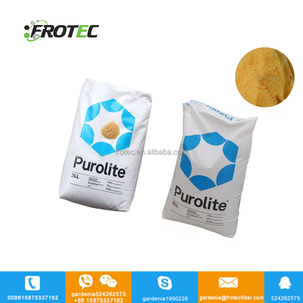 Purolite Gel Strong Acid Cation Ion Exchange Resin Filter Price Sodium Form Buy Resinion Priceion