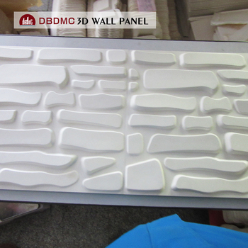 Environmental protection decoration building materials 3d wall panel bamboo