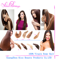 New product hair extensions tracks alibaba supplier