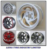 Black/Chrome/Sliver alloy aluminum wheel rim for car suv racing 4X4 with 18X7.00 18X8.00 18X8.50 18X9.50