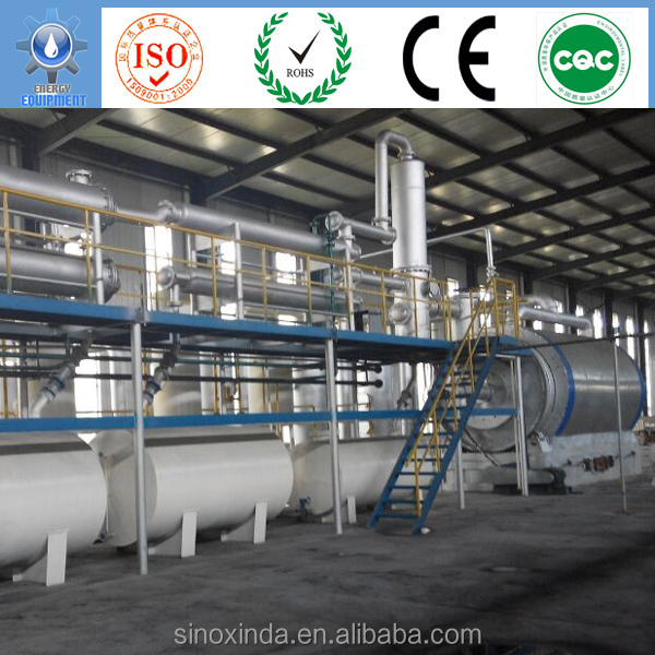 solid wastes recycling machinery plastic reprocessing machine of rubber raw materials machinery