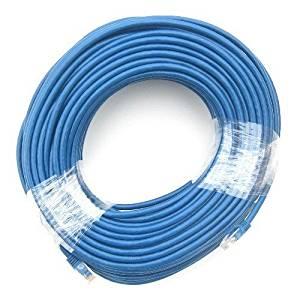 RiteAV - Cat 6 Network Ethernet Cable - Blue - 200 ft.