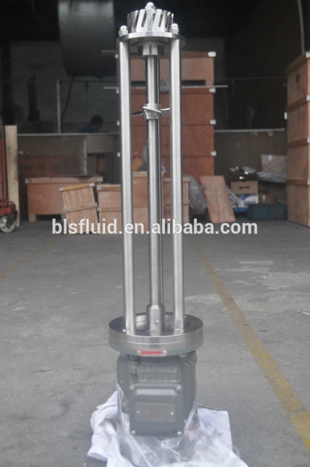 batch industrial homogenizer/disperser/emulsifier/stirrer