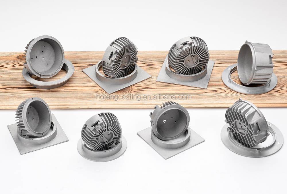 Led Housing,Hed Heatsink Aluminium Die Casting Parts
