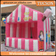 Wholesale Inflatable stall /sweet & ice cream booth tent