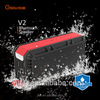 Newest V2 portable wireless mini good multifunctional 4.0 bluetooth waterproof speaker