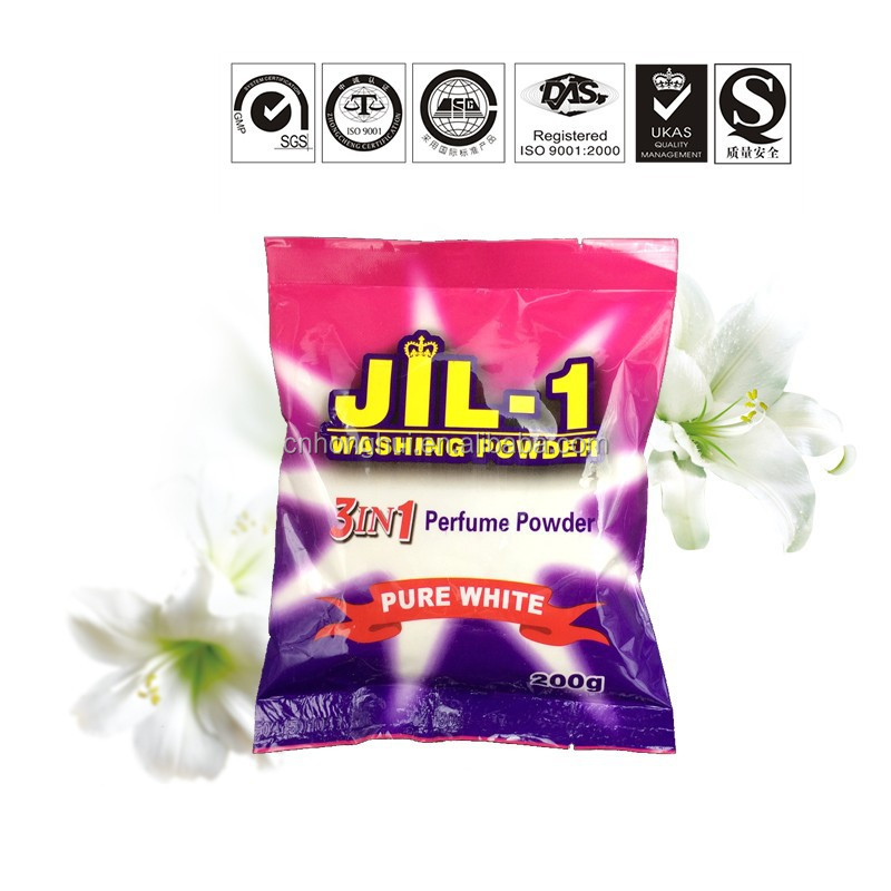 2015 hot sale washing Powder detergent with excellent quality