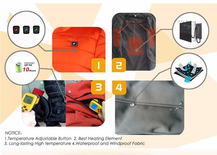 New Arrival Heated Sleeping Bag Electric