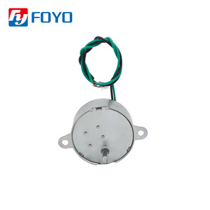Xfoyo 220V 2W Permanent Magnetic Electric Synchronous Motor Gear 50Hz 60Hz