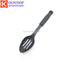 FDA certificate Kids cooking frying Mini Slotted Kitchen spoon