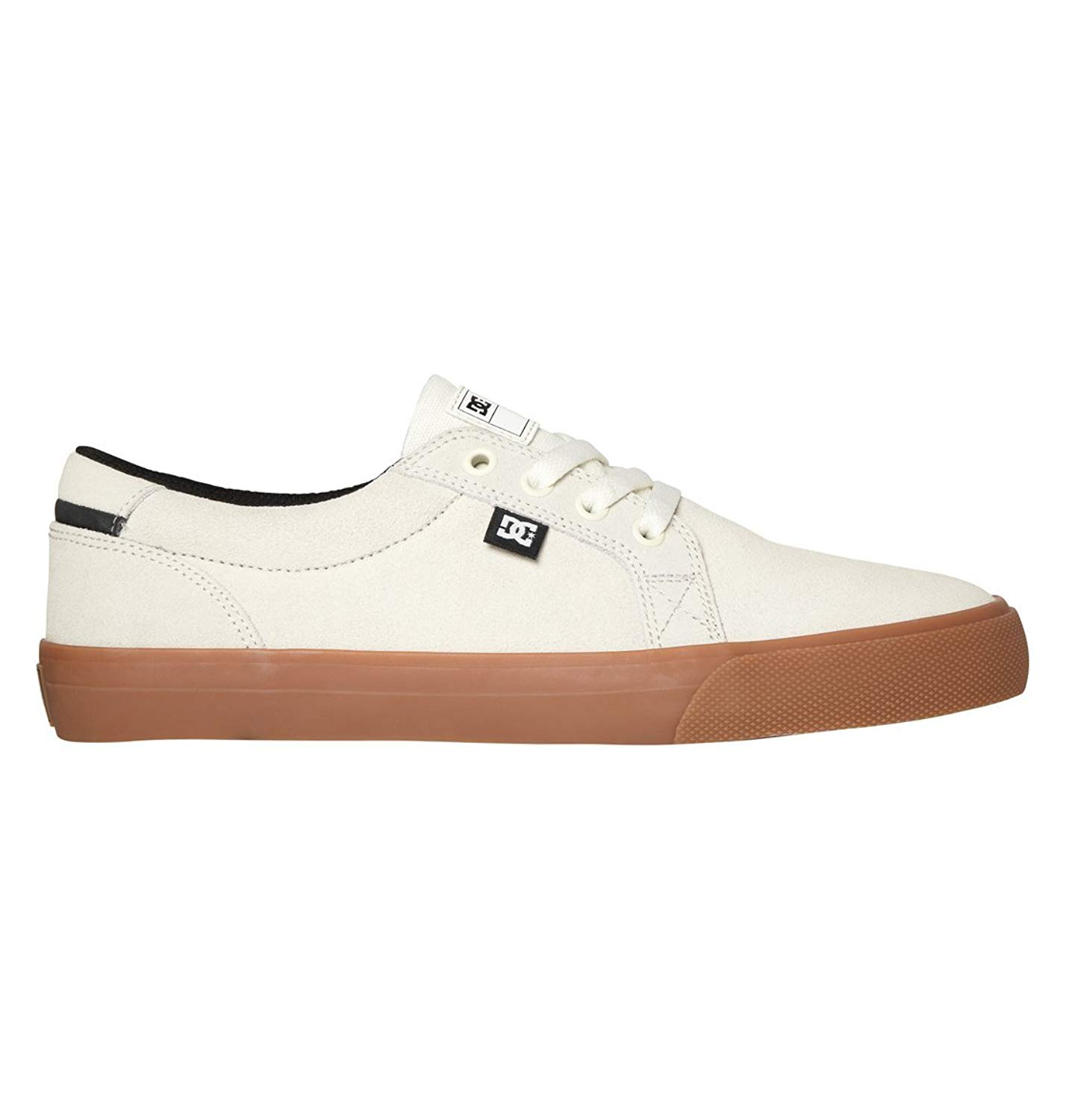 Get Quotations · DC Shoes Mens Shoes Council S - Skate Shoes - Men - US 13  - White 3610bc99ad