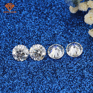 China Wholesale Rough Moissanite Gemstone